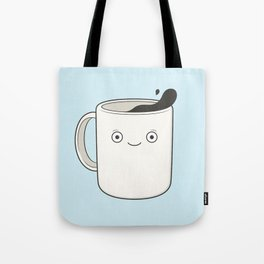 whoa, coffee! Tote Bag