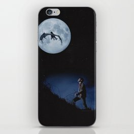 The Last Dragonlord iPhone Skin