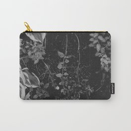 Living Wall B&W Carry-All Pouch