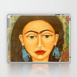 My homage to Frida Laptop & iPad Skin