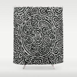 Maiu Art Shower Curtain
