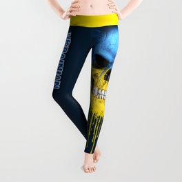 To The Core Collection: Ukraine Leggings