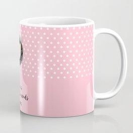 Polka Dots' Fox Coffee Mug