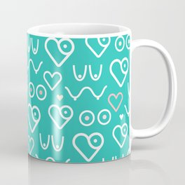 Pumpspotting Pattern Coffee Mug