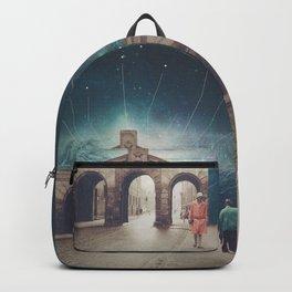 We met as Time Travellers Backpack