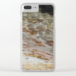 Ripples 2 Clear iPhone Case
