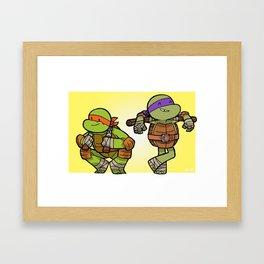 MikeyDon Framed Art Print