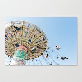 Wave Swinger Canvas Print