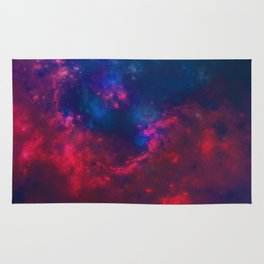 Stormy Weather - Variations Of Light And Color Rug