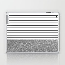 MaRINiera with silver Laptop & iPad Skin
