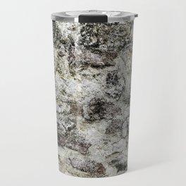 wall and tree Travel Mug