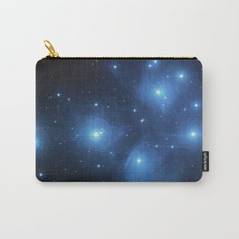 The Pleiades Star Cluster Carry-All Pouch