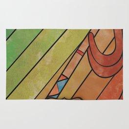 CIORIØOUITTI From LinebOo0O (Didgeridoo) Rug