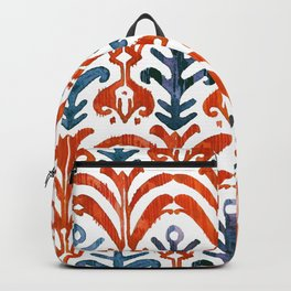 sri lanka ikat print Backpack