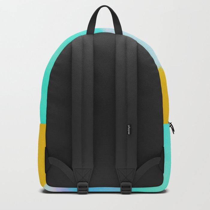 Summer color mood Backpack