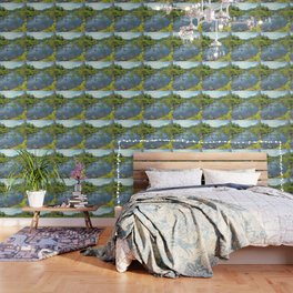Magnificent tranquil river Wallpaper