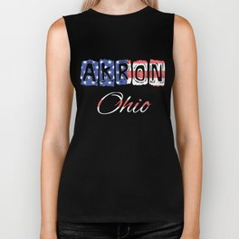 Akron Ohio Biker Tank