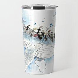 Underwater Symphony Travel Mug