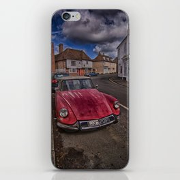 Citroens In Charing iPhone Skin