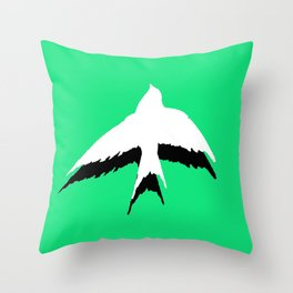 Avis Umbra TWO Throw Pillow