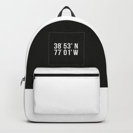 DC Coordinates Backpack