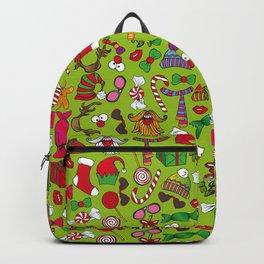 ChristmasMotif Backpack