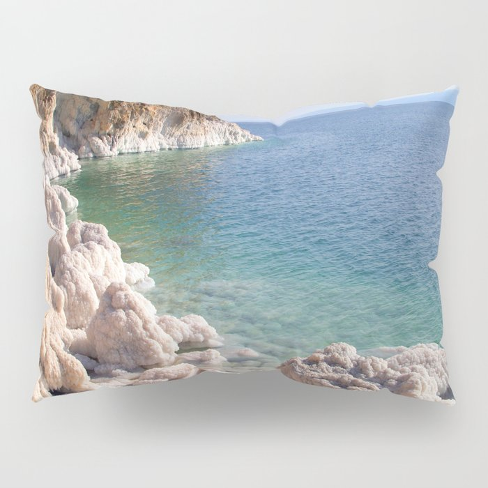 Salty Banks Pillow Sham