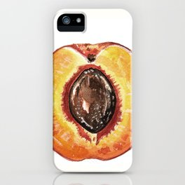 Apricot iPhone Case