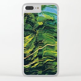 arboreal Clear iPhone Case
