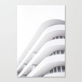 Art Deco Miami Beach #20 Canvas Print