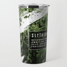 Slytherin Nature Travel Mug