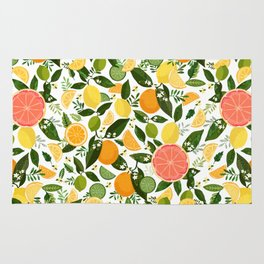 Punch Bowl Pattern Rug