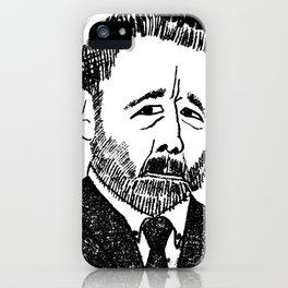 Guilt of Conscience iPhone Case