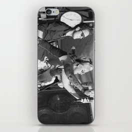 Stephanie Dougherty with the Dropkick Murphy's iPhone Skin
