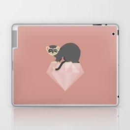 14 Ferret Diamond Laptop & iPad Skin