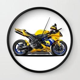Yamaha R1 Wall Clock