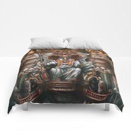 Stoned Karma Comforters