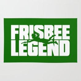 Frisbee Legend Rug
