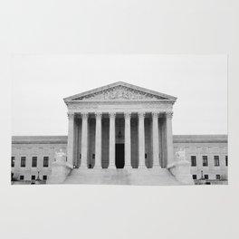 United States Supreme Court Rug