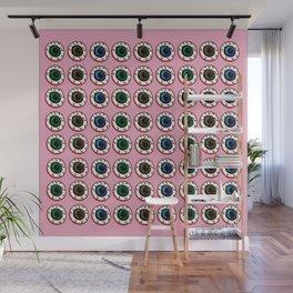 Eye Candy Wall Mural