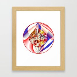 Real World aim^ Framed Art Print