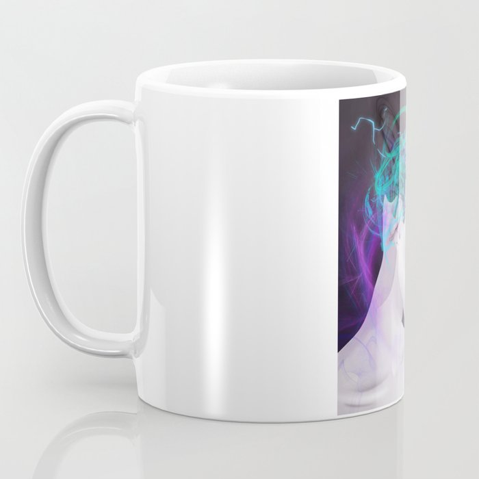 Assimilate the Body, Free the Mind Coffee Mug