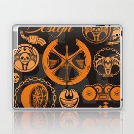 Racing Laptop & iPad Skin