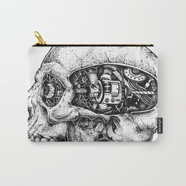 Skull - II Carry-All Pouch