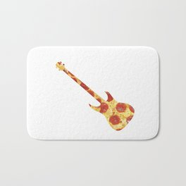 Slap That Pizza Bass Bath Mat