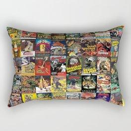 Monster Movies Rectangular Pillow