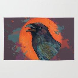 Raven Sun Rug
