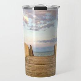 A la plage Travel Mug