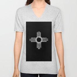 Sacred Zia Unisex V-Neck