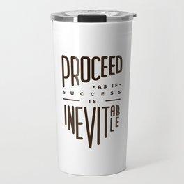 Proceed Travel Mug